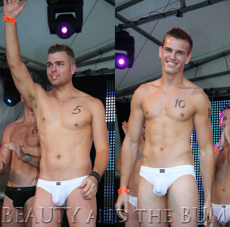 ... the hot boys and the winner of Mr Q. in the second part of the post.