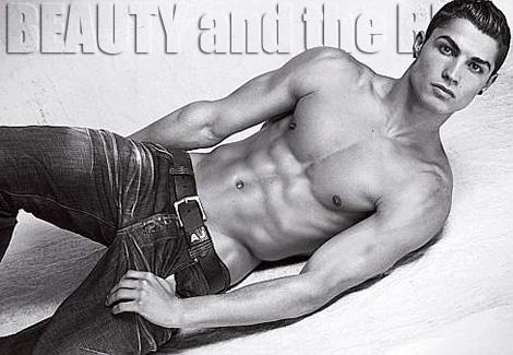 cristiano ronaldo armani underwear ad. Cristiano Ronaldo strips to